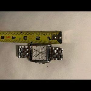 Michael Kors Accessories - Michael Kors silver watch